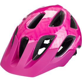Bontrager Tyro Helm Kinder flamingo pink